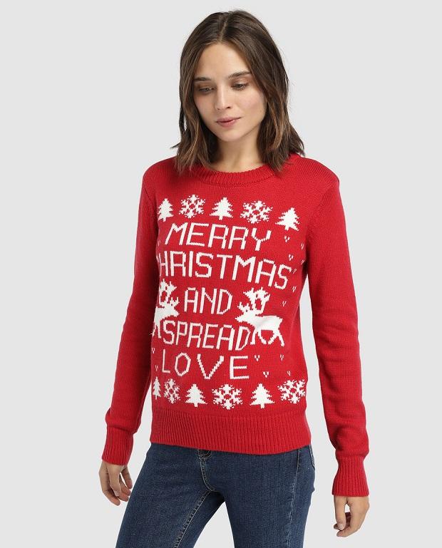 comprar jerséis de Navidad 2018