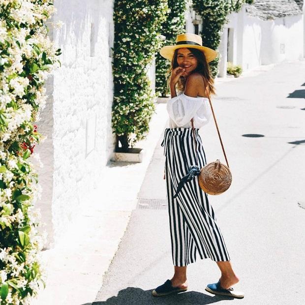 bolso redondo street style