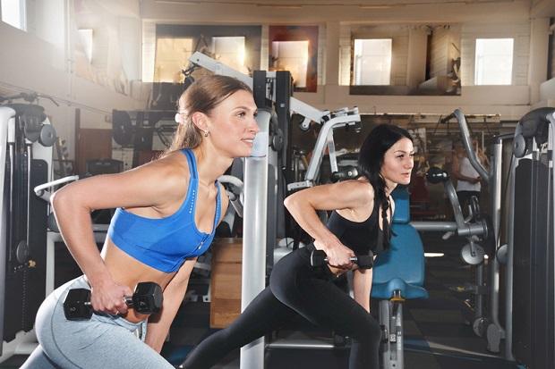 entrenamiento con pesas adelgazar