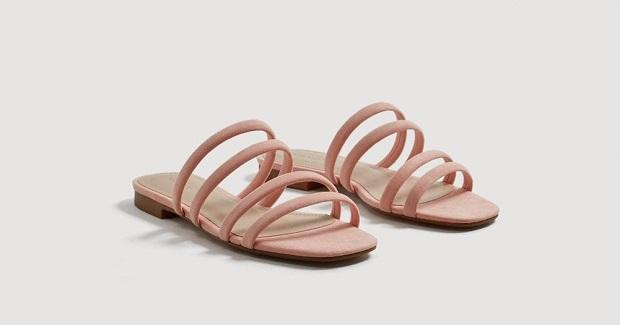 sandalias de tiras 2018