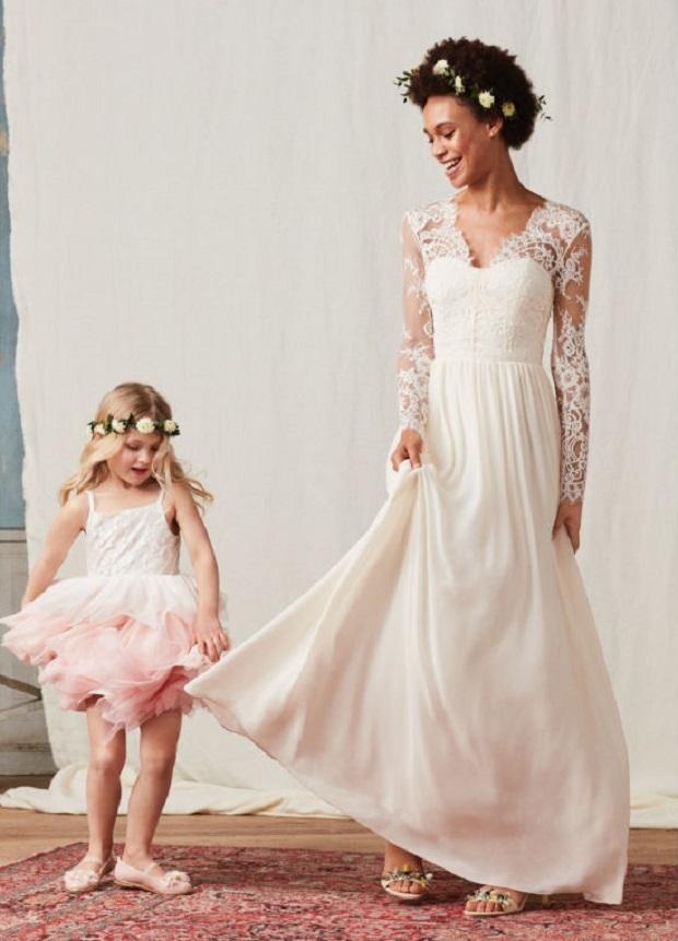 the wedding shop H&M novias