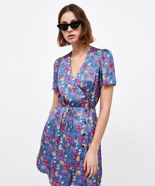 vestidos primaverales 2018
