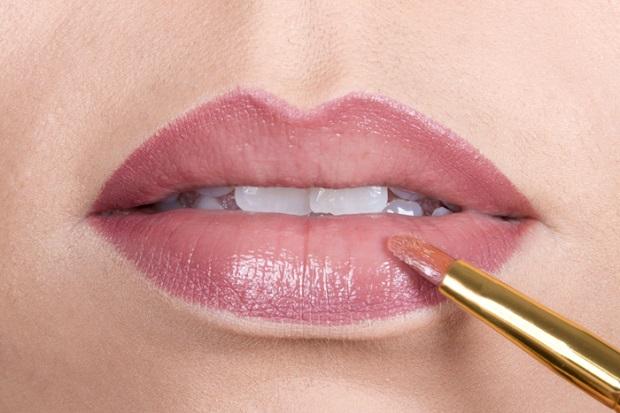 volumen en los labios maquillaje