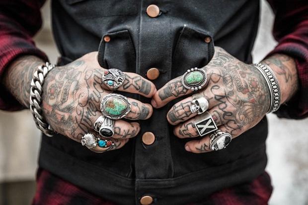 mantener tatuaje
