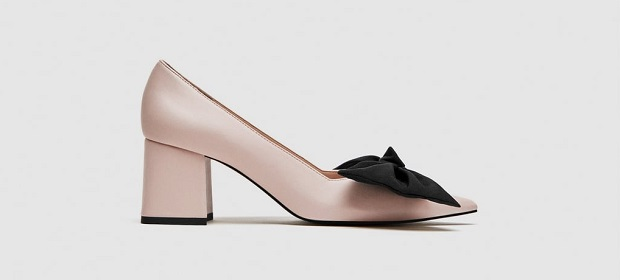 zapatos de Zara verano baratos