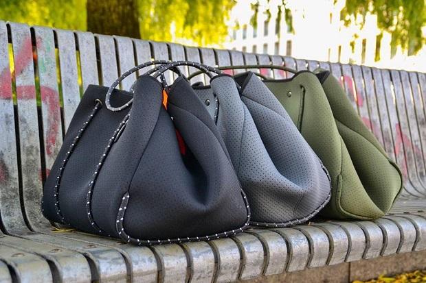 bolsos feitales de neopreno