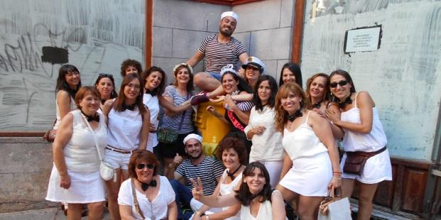 packs despedidas de soltera originales en Madrid