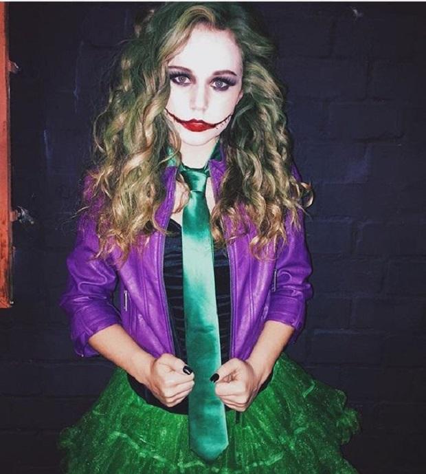 maquillaje y disfraces para Halloween