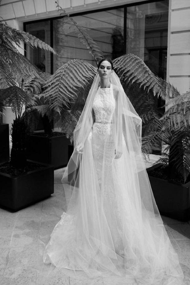 vestidos de novia 2019 Elie saab