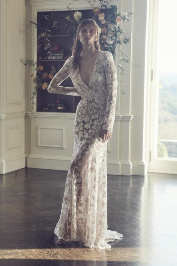 vestidos de novia 2019 Monique Lhuillier