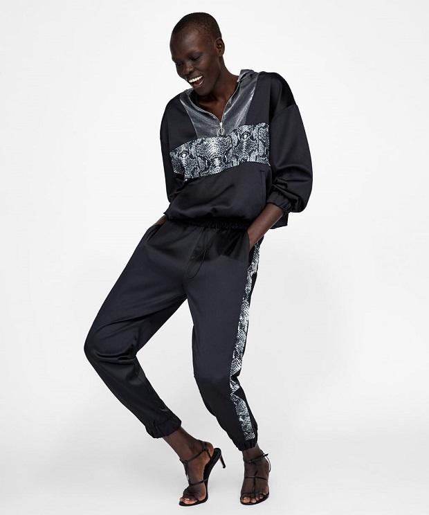 pantalones de Zara rebajas 2019