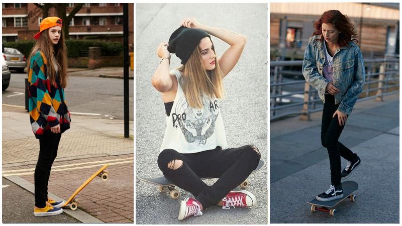 Skater Hipster